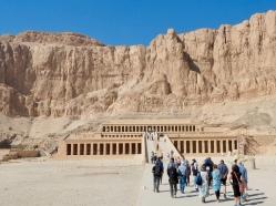 Pharoah Hatshepsut's Temple